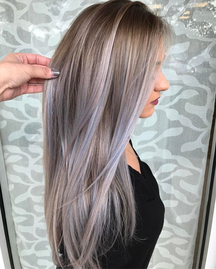 """4,823 Likes, 83 Comments - South Florida Balayage (@simplicitysalon) on Instagram: """"Pastel Lavender Shampoo... Obsessed 2 washes and I was able to create this fun color!"""""""