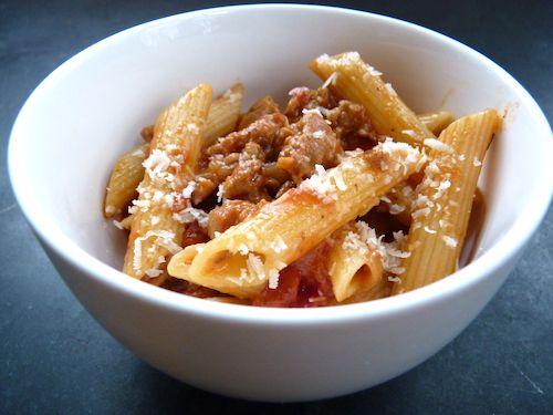 River Cafe Recipes Sausage Pasta
