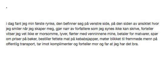 . Månedens TrafoTalent November 2013 #trafo #talentofthemonth #young #artists #norway