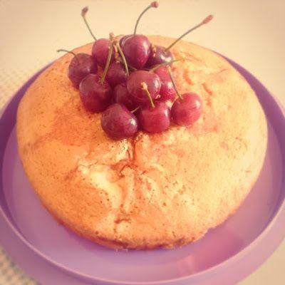 La Tana del Coniglio: Torta morbida alle ciliegie