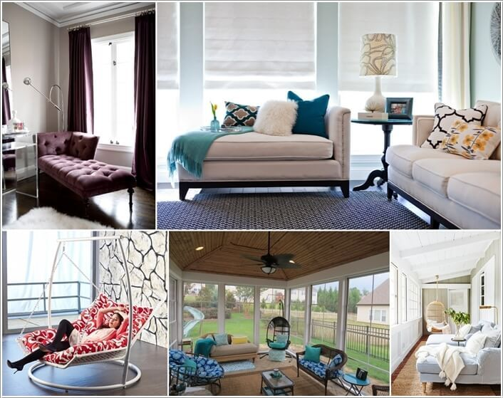 Awesome Living Room Chaise Lounge Design Ideas Guy Dorm Rooms