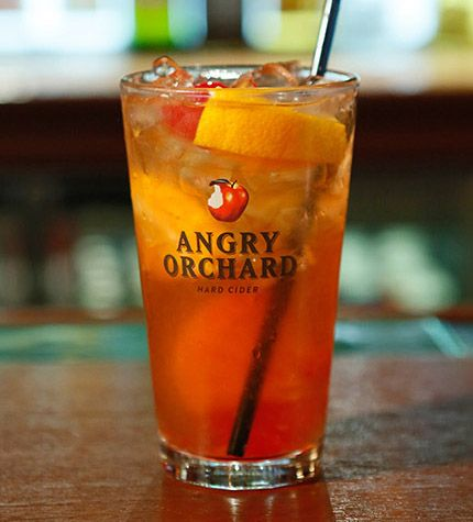 Angry Orchard Crisp Apple Drink Recipes