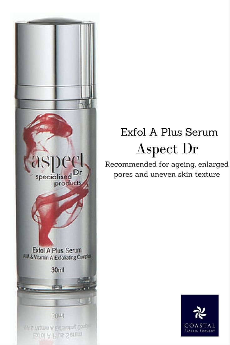 Exfol A Plus Serum is a concentrated vitamin A and AHA exfoliating complex which will help to refine and rebuild all skin types and treat all skin conditions.   The Serum contains an exclusive botanical retinol alternative Lanablue, designed to give an effective and potent retinoid response without the side effects and instability commonly associated with topical retinoids.    Ideal For:  Ageing Pigmentation Acne Oily, Congested Skin Open Pores