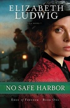 Mrs.Q: Book Addict: Review: No Safe Harbor by Elizabeth Ludwig