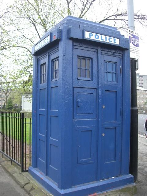 Doctor Who? . . . Glasgow, Scotland