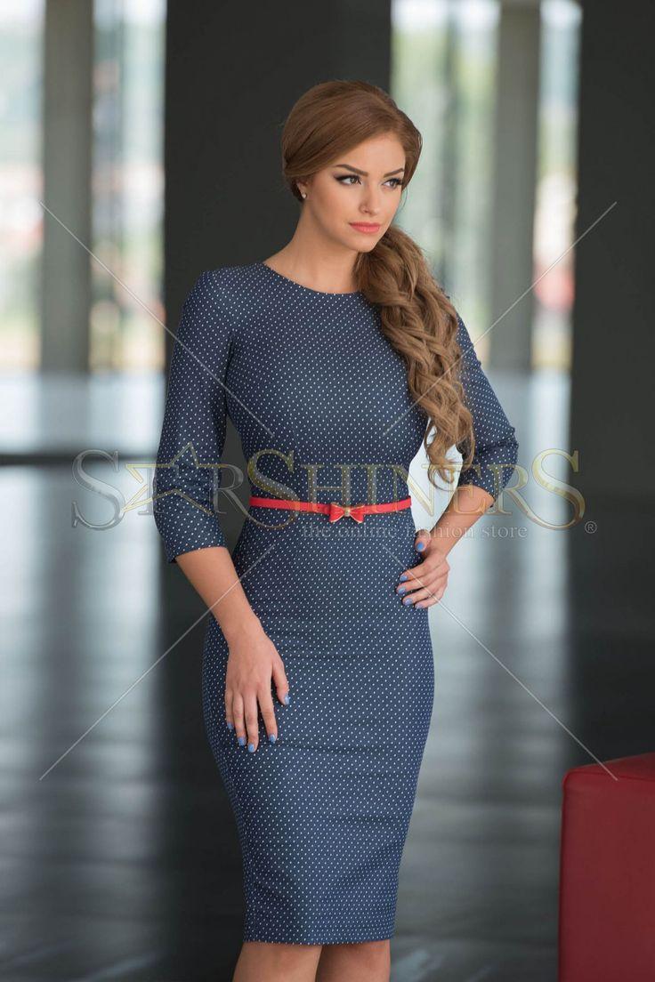 StarShinerS Dreamful DarkBlue Dress