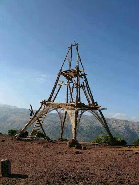 Eifel scout tower