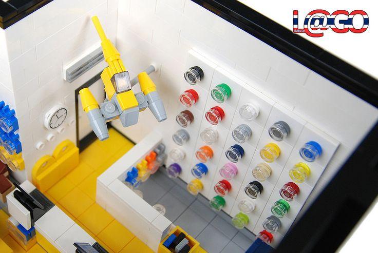 LEGO Store Modular MOC