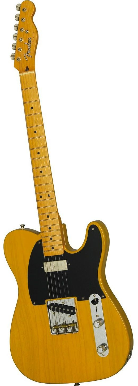 Fender Vintage Hot Rod '52 Telecaster Electric Guitar Butterscotch - Rare Items!