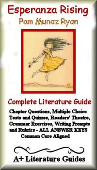35 best esperanza rising images on pinterest esperanza rising esperanza rising by pam munoz ryan this is an 86 page complete literature guide for ccuart Gallery