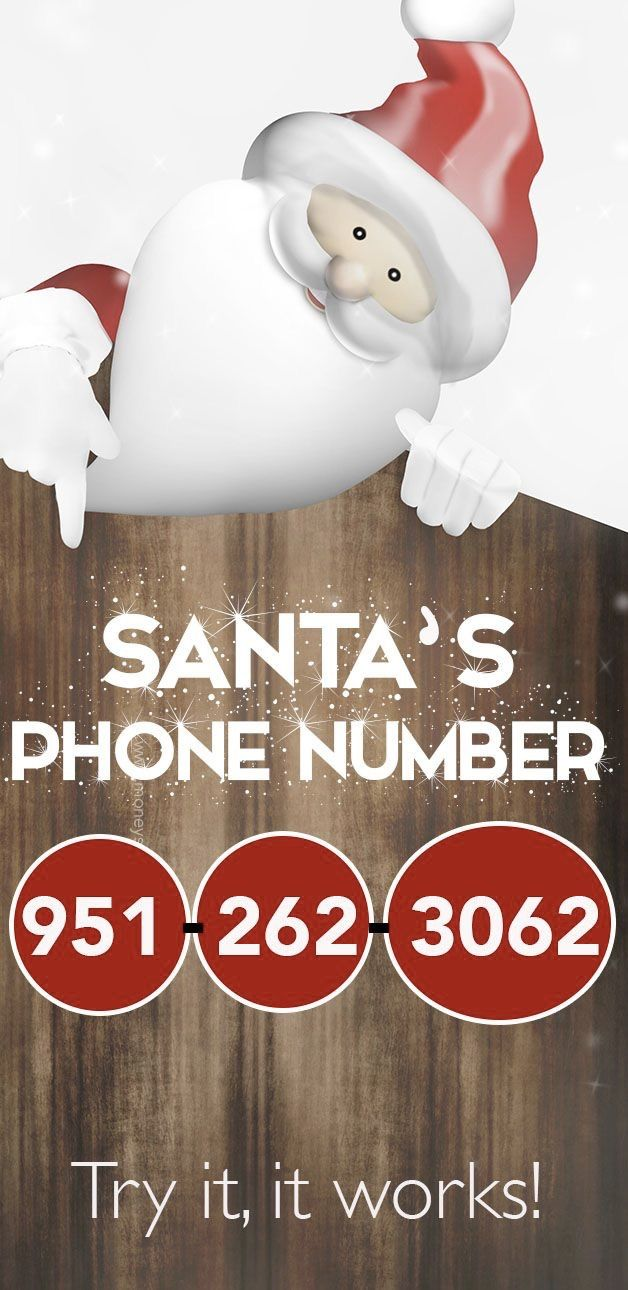 OMG IT WORKED! It's just a voicemail but if u listen, it hints at santas secret