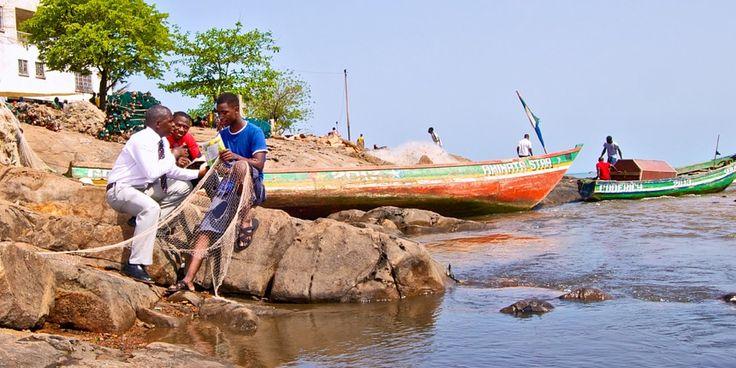 Serra Leoa e Guiné