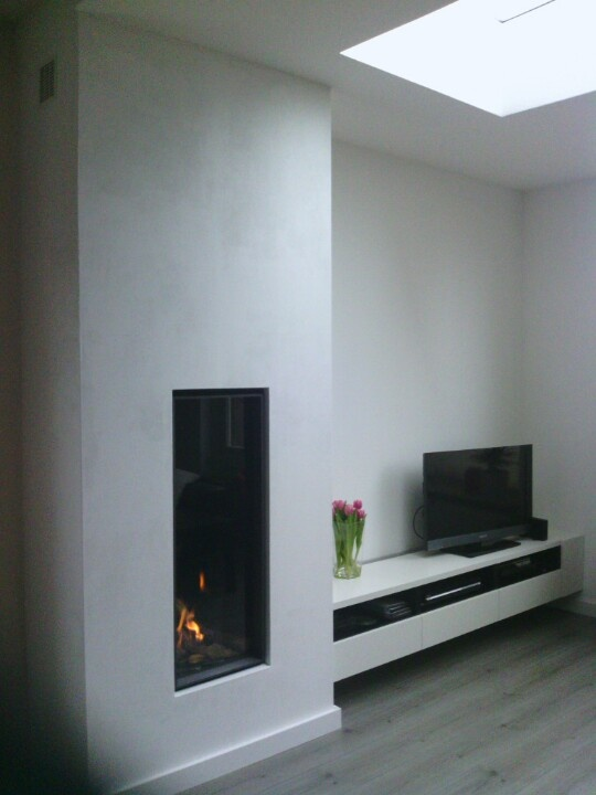 Zwevend tv-meubel, IKEA DIY.  Interieur  Pinterest  Ikea and DIY