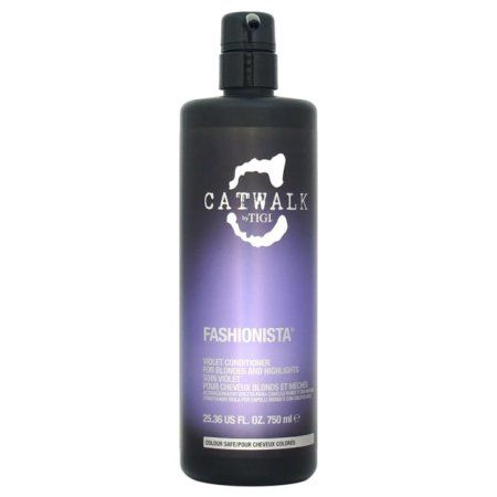 Tigi Catwalk Fashionista Violet Conditioner for Unisex, 25.36 oz