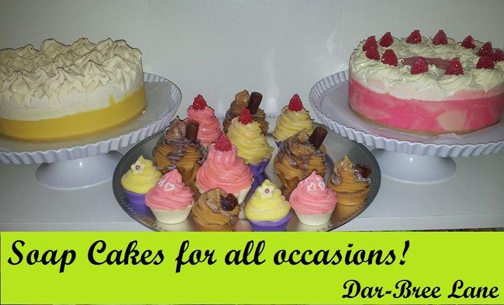 Weddings, Birthdays or Special occasions. Made to order. www.facebook.com/DarBreeLane