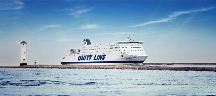 #unityline #ferry #ferries #polonia #sea #swinoujscie #poland #färjor