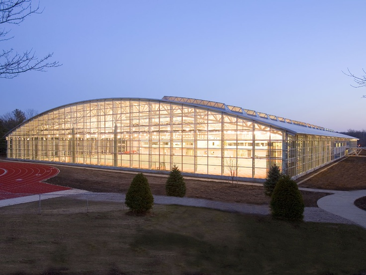 Athletic Center of Kenyon College in Ohio