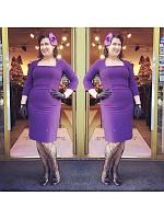 Purple Hazel dress, Lilla