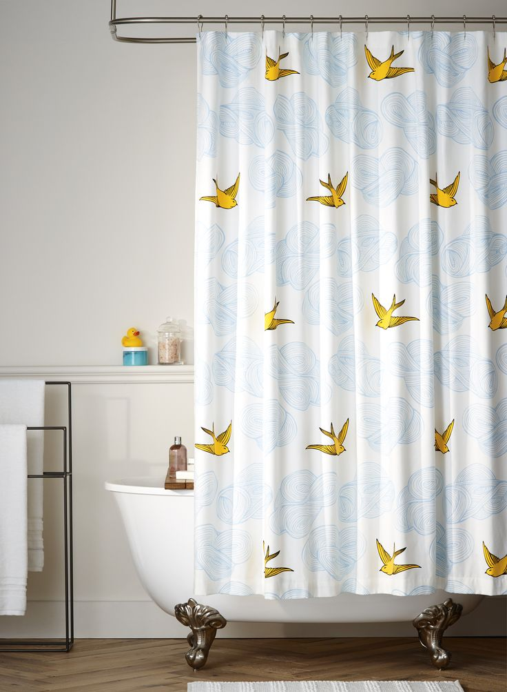 14 best Hygge & West Shower Curtains images on Pinterest | Shower ...