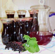 Holunderbeeren - Sirup, ein beliebtes Rezept aus der Kategorie Getränke. Bewertungen: 61. Durchschnitt: Ø 4,6.