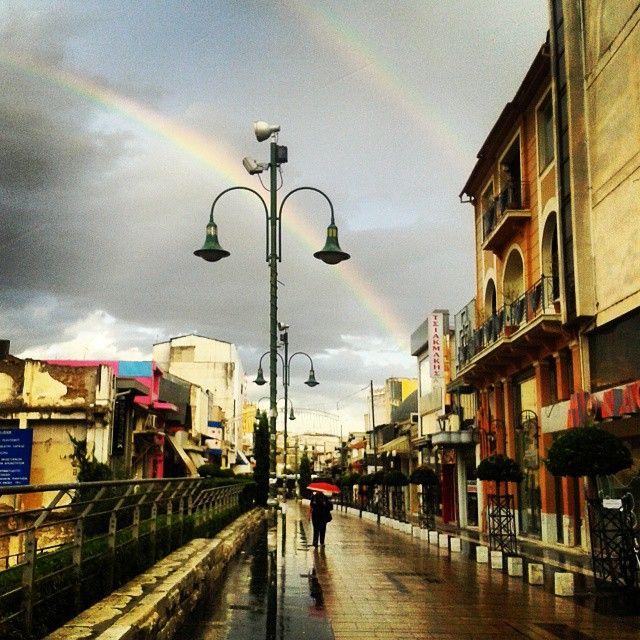 """""""#rainyday #fall2014 #larissacity #anytimelifo"""""""