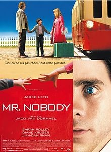 Mr. Nobody - Jared Leto playing in a belgian film ! *proud*