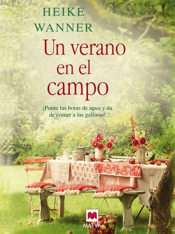 Reseña de Un verano en el campo de Heike Wanner del blog Libros que voy leyendo. La puedes consultar en el siguiente link: http://www.librosquevoyleyendo.com/2014/08/un-verano-en-el-campo-de-heike-wanner.html
