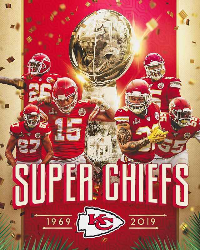 Kansas City Chiefs On Instagram The Lombardi Is Ours Once Again In 2020 Kansas City Chiefs Football Kansas City Chiefs Kansas City