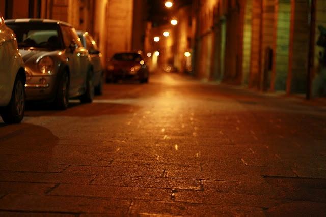 Roads in Bologna