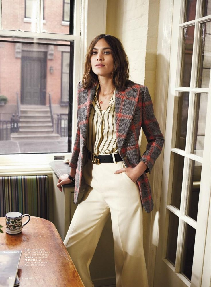Image result for alexa chung 2017