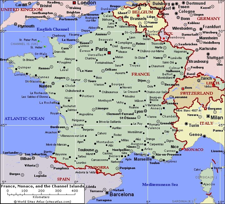 Best 25 France Map Ideas On Pinterest Of And: Best Road Map Of France At Infoasik.co