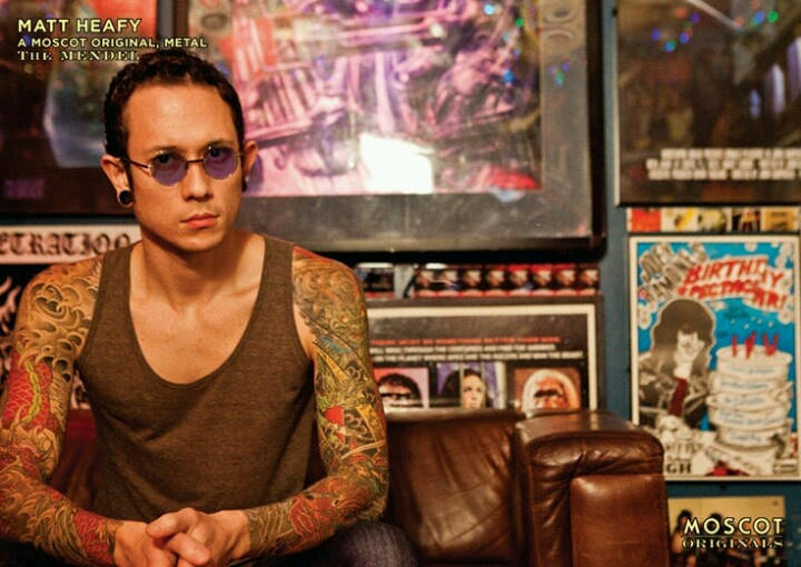 I love you Matt Heafy <3 Trivium