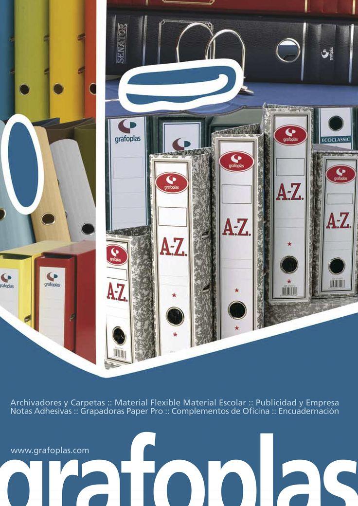 Campaña archivo, publicidad 2006 #grafoplás