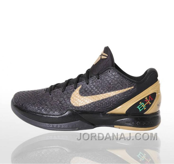 Nike Kobe VI 6 Black History Month Basketball Shoes Online