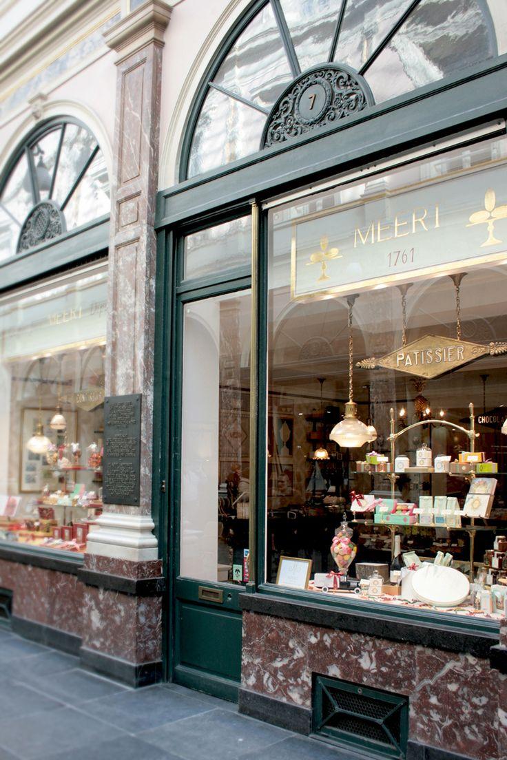 Méert - La boutique de Bruxelles