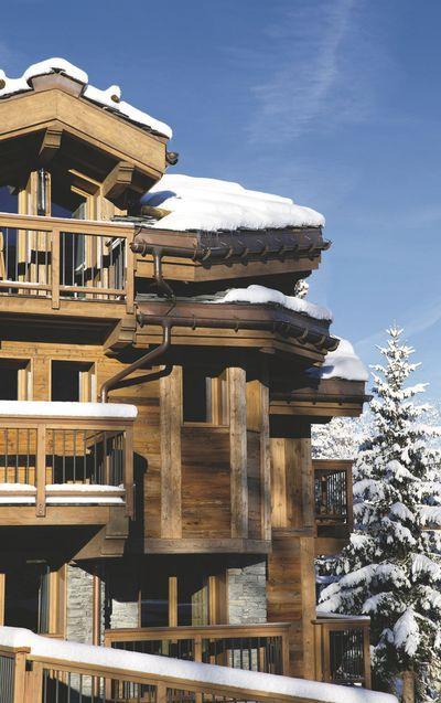 170 best Balcony images on Pinterest Outside decorations, Backyard - maison en bois et en pierre