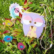 Fluttering Friends: Kids' Accessories