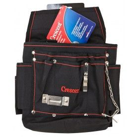 Got a sparky on your Christmas list? The Crescent Electricians Tool Bag with 11 pouches is a great gift idea!