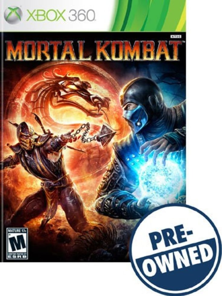 Mortal Kombat — PRE-Owned - Xbox 360