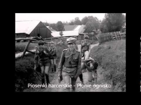 http://piosenkiharcerskie.eddu.me - największy zbiór piosenek harcerskich http://prawicowyinternet.pl - wszelkie patriotyczne piosenki Płonie ognisko i szumi...