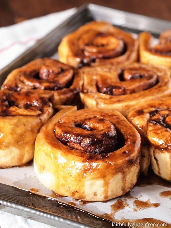 The Best Gluten Free Cinnamon Buns Rolls Recipe With Images