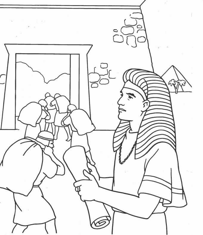 11 best joseph images on pinterest sunday school joseph for Bible coloring pages joseph