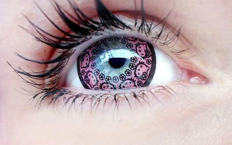 Shop our amazing selection of big eye circle contacts and cosmetic color lenses.  We have in stock over 500 styles available in a rainbow of colors and sizes, all with free shipping worldwide.  These fun, fashionable lenses are all available in non-prescription, and we have a wide range of prescription color contacts as well.  Whether you want to make a fashion statement with a dolly-eyed look or looking for subtler, simpler enhancements, we are sure that you will find something to suit your…