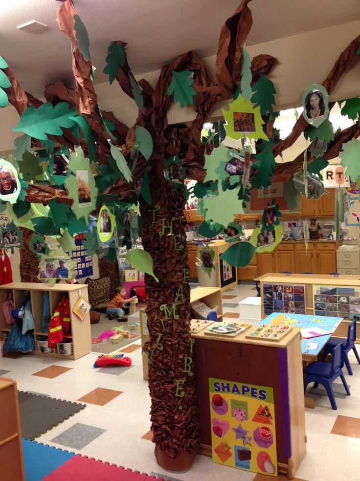 Preschool Classroom Family Tree Ideas ~ Best ideas about classroom family tree on pinterest