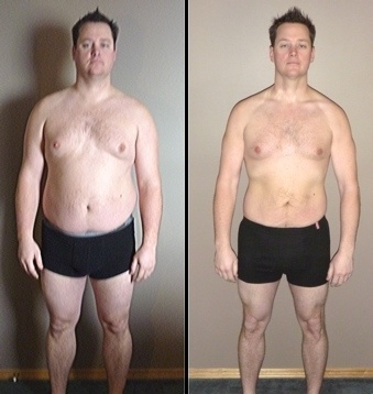 40 day weight loss