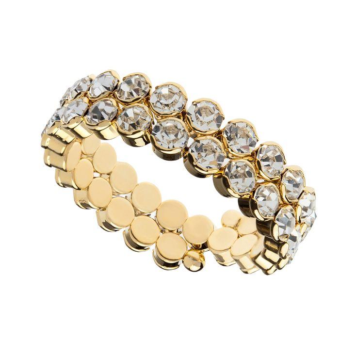 SARAH DOUBLE Gold bracelet