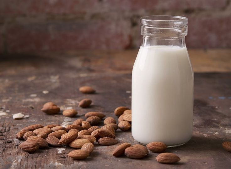 Learn how to make almond milk! Our recipe is super easy and only requires two clean ingredients.