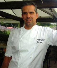 New Zealand chef Josh Emett... me likey