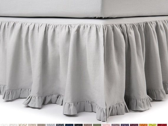 25 Best Ideas About Dust Ruffle On Pinterest Upholstery