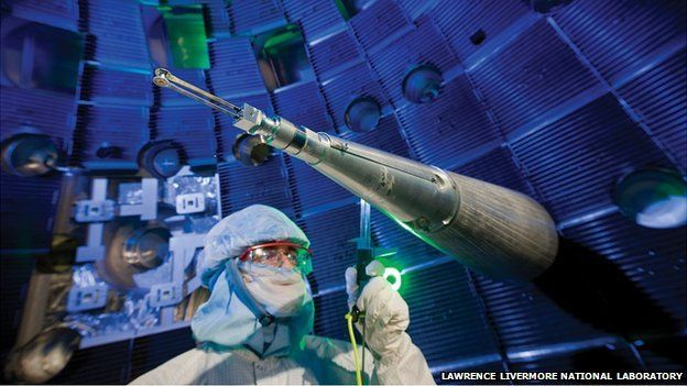 Nuclear fusion milestone passed at US lab